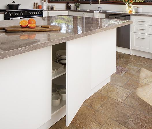 kaboodle kitchen vanilla essence style