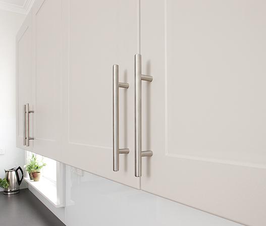 kaboodle kitchen T-Pull handle AU detail