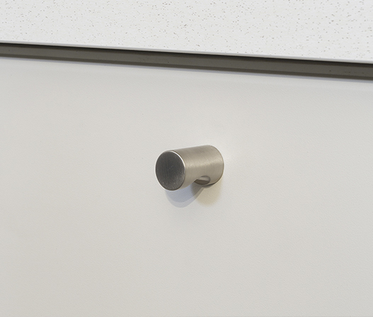 kaboodle kitchen grip knob detail