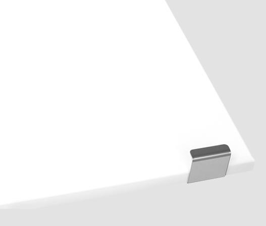 kaboodle kitchen discreet grip handles