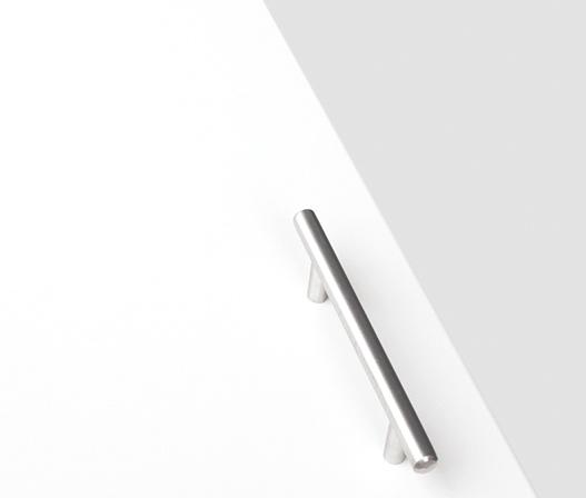 kitchen t-pull handle