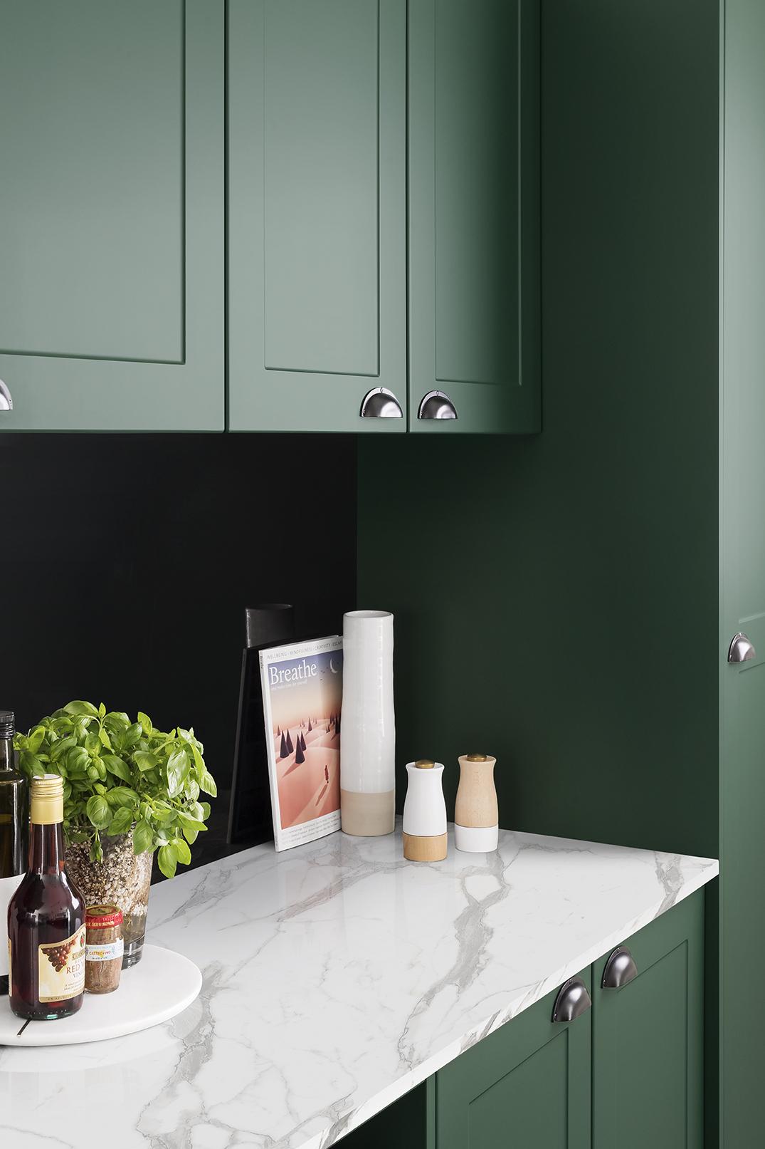 Evergreen Kitchen Inspiration And Ideas Kaboodle Kitchen