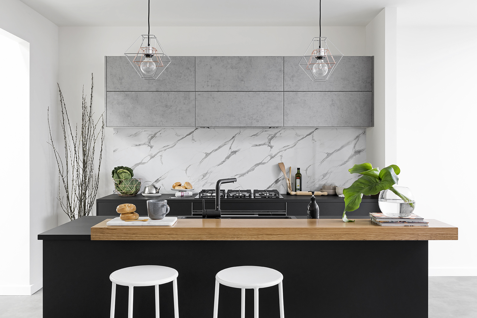 Night Owl Kitchen Inspiration And Ideas Kaboodle Kitchen