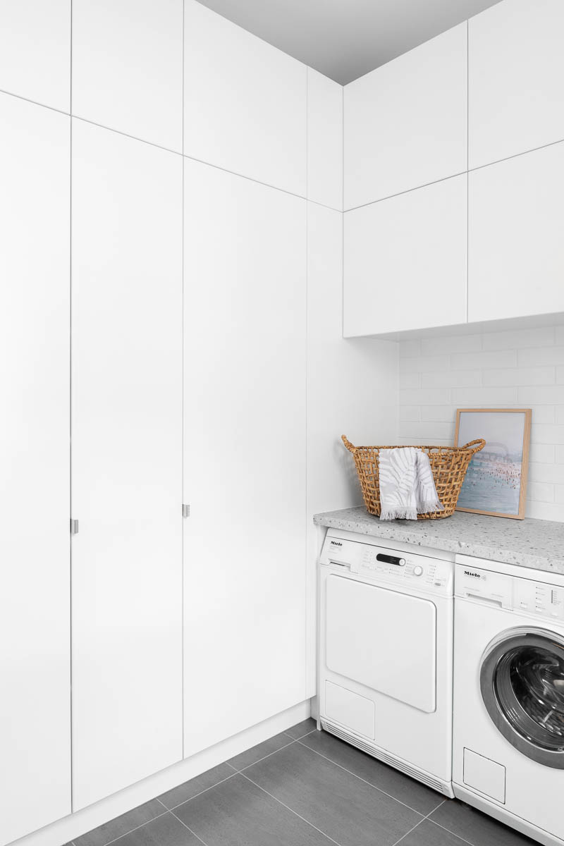 Modern Muse Laundry Inspiration And Ideas Kaboodle Kitchen