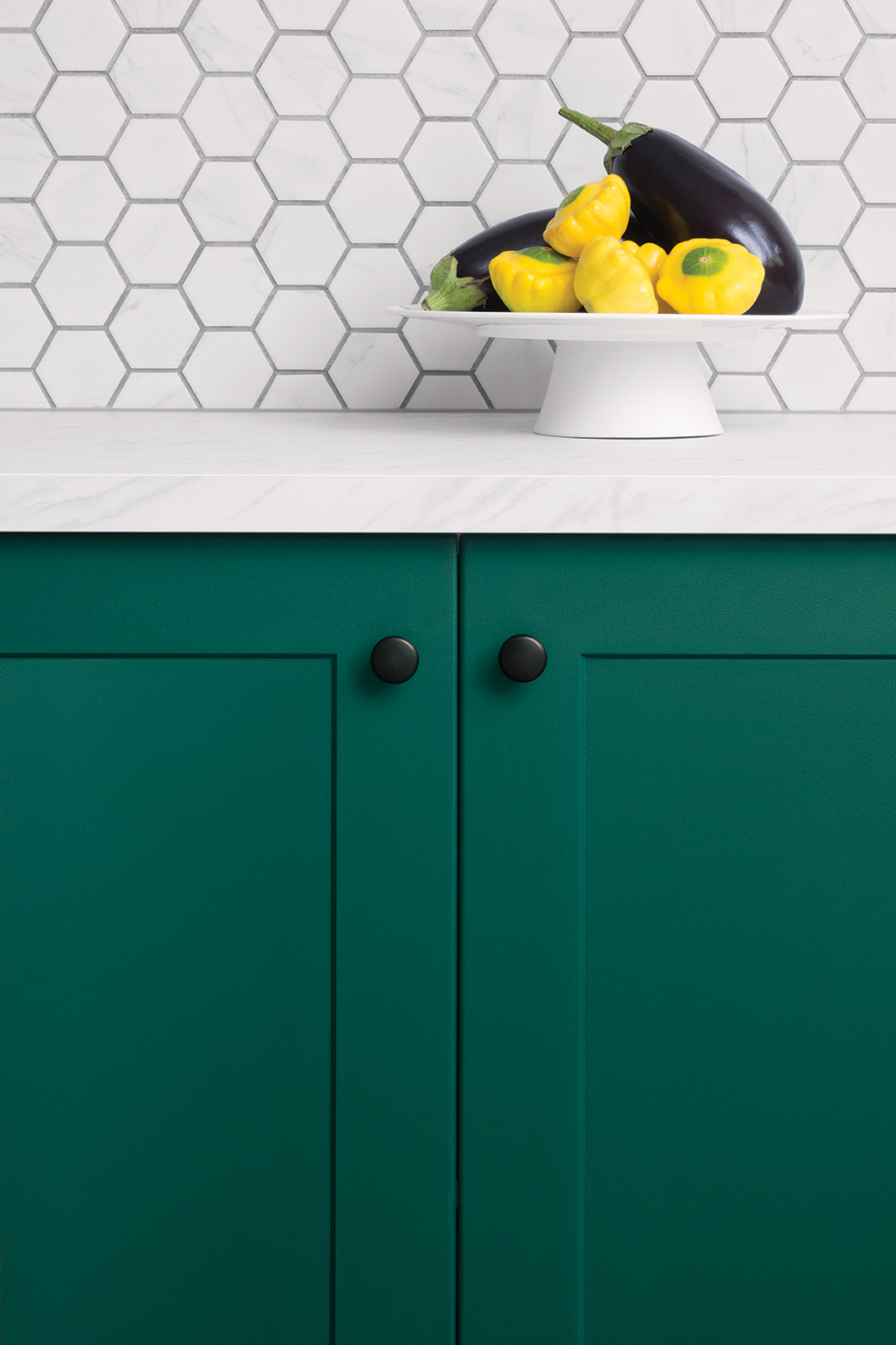 Royal Green - kitchen inspiration and ideas | kaboodle kitchen