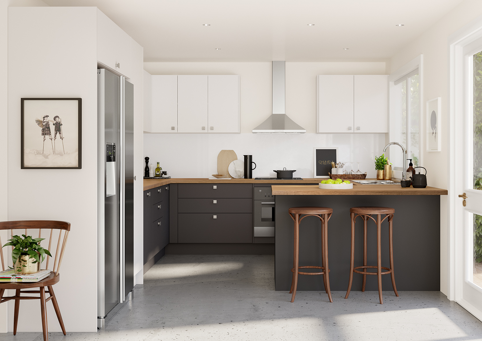Modern Delight Kitchen Inspiration And Ideas Kaboodle