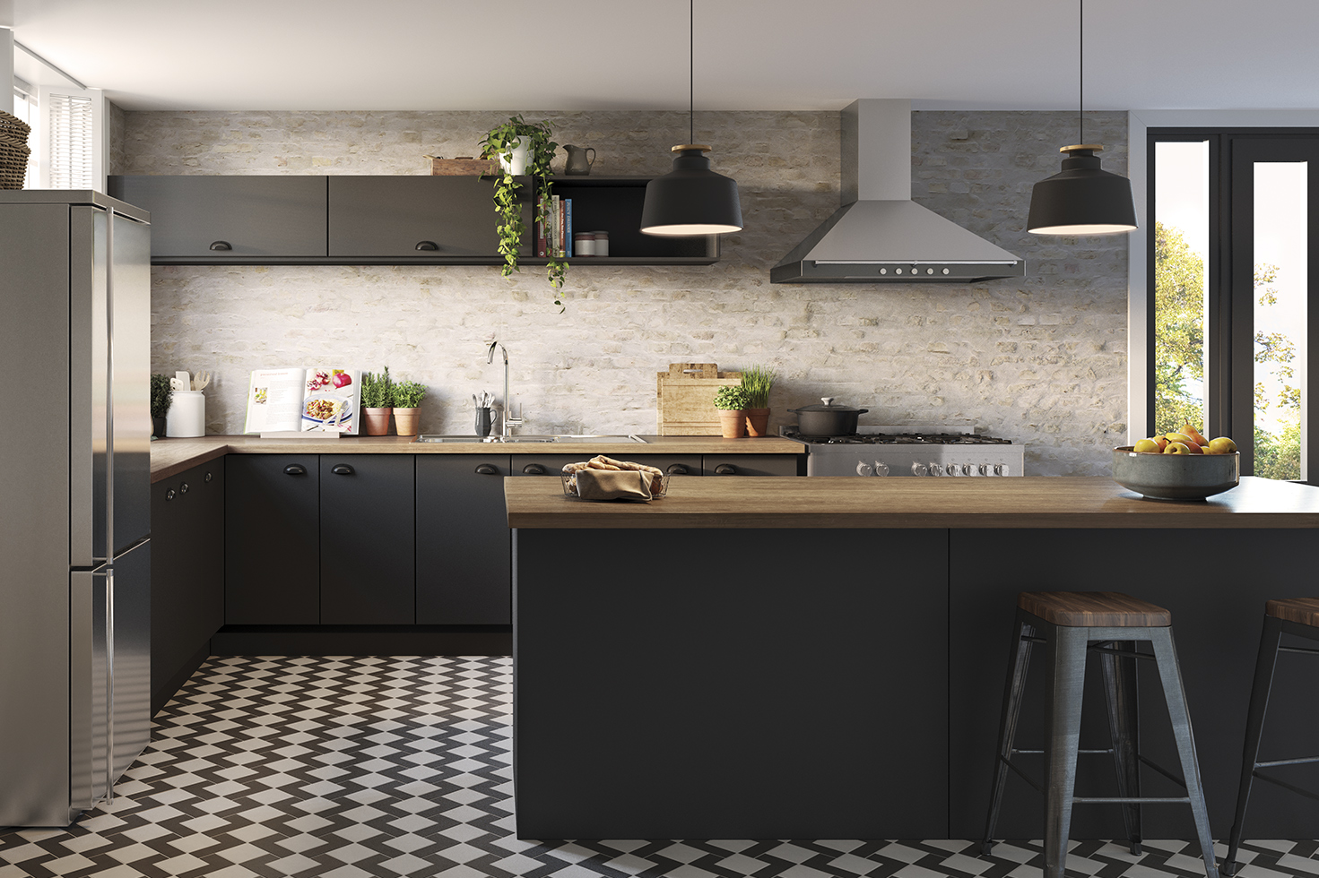 Bright And Cosy Kitchen Inspiration And Ideas Kaboodle