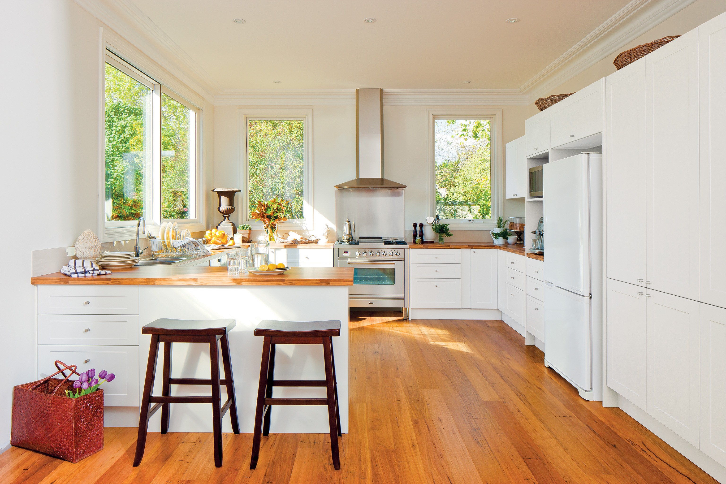 All Heart All Home - kitchen ideas and inspiration | kaboodle kitchen