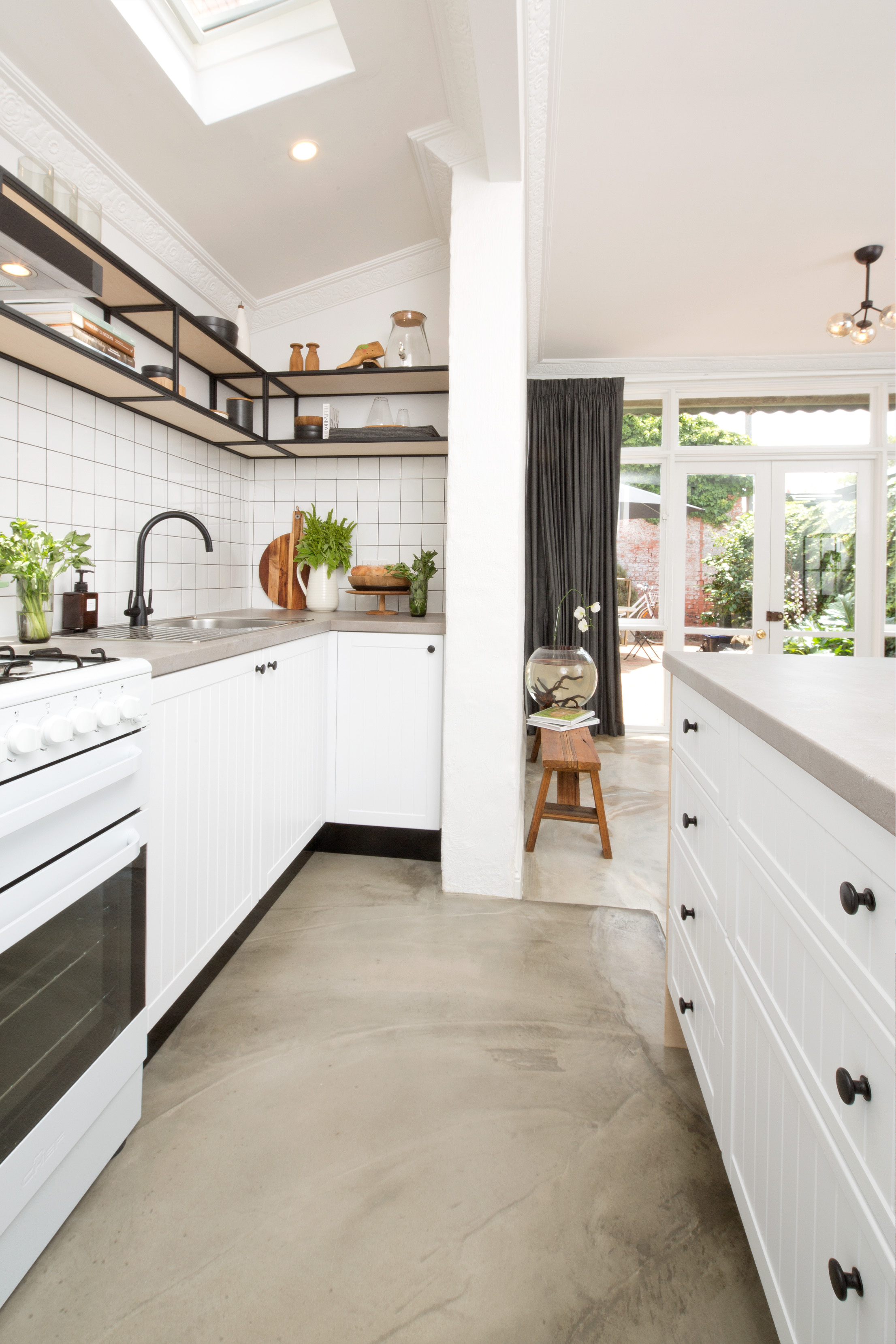 Industrial Elegance - kitchen inspiration and ideas | kaboodle kitchen