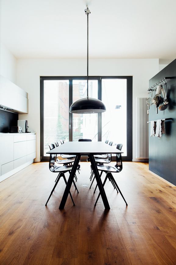 flat pack kitchens design blog - choosing the perfect dining table inspiration