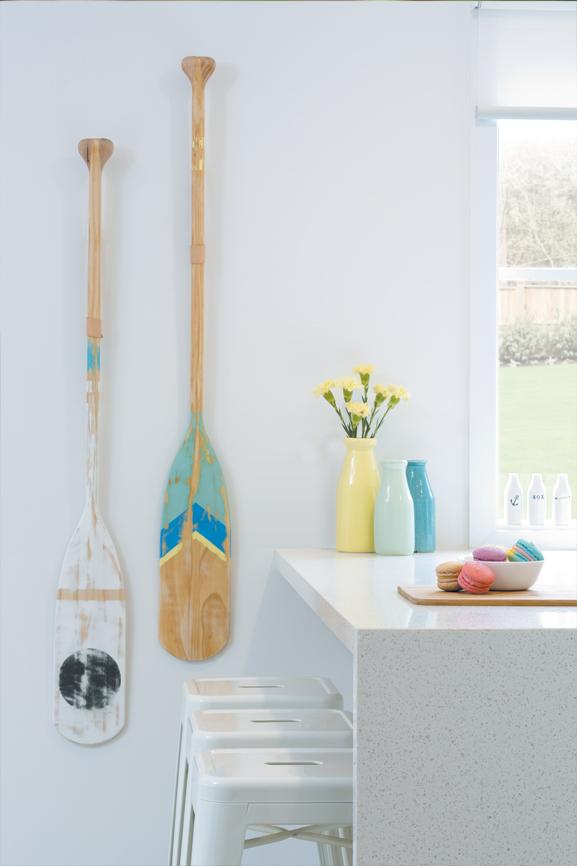 flat pack kitchens design blog - mix and match kitchen inspiration