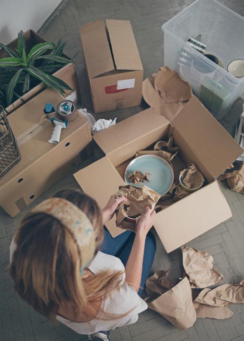 flat pack kitchens project management - kitchen organisation