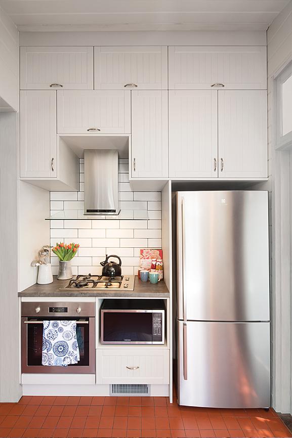 kaboodle flat pack kitchens design blog - stack your slimlines design inspiration