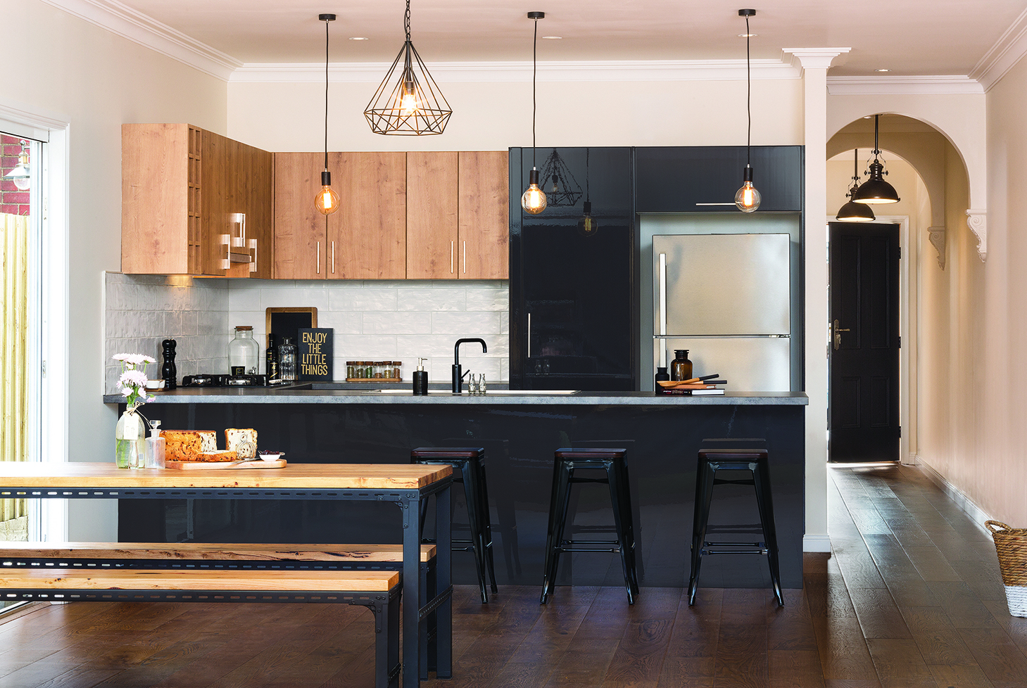 Rustic Elegance Kitchen Inspiration And Ideas Kaboodle