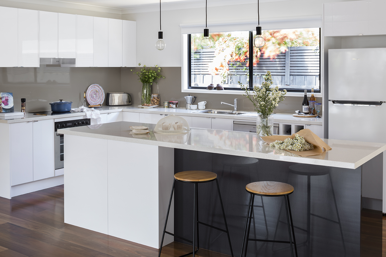 Coastal Getaway - Kitchen Inspiration And Ideas