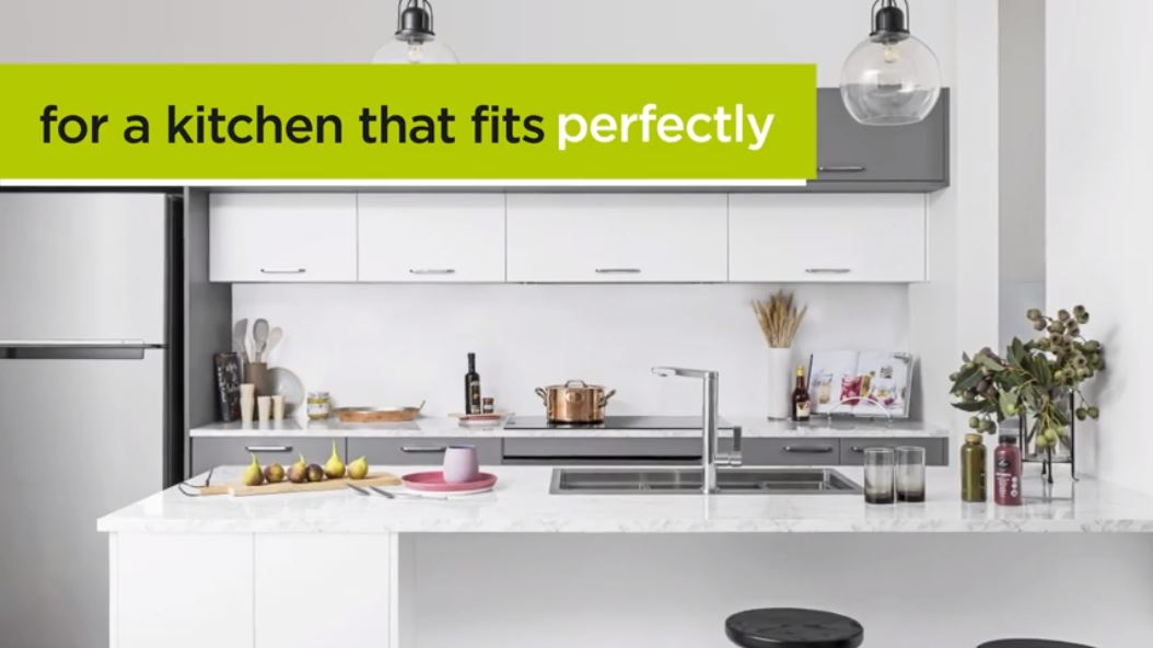 Get The Perfect Fit With Kaboodle Kaboodle Kitchen