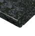 Kaboodle kitchens benchtops bullnose radius black granite